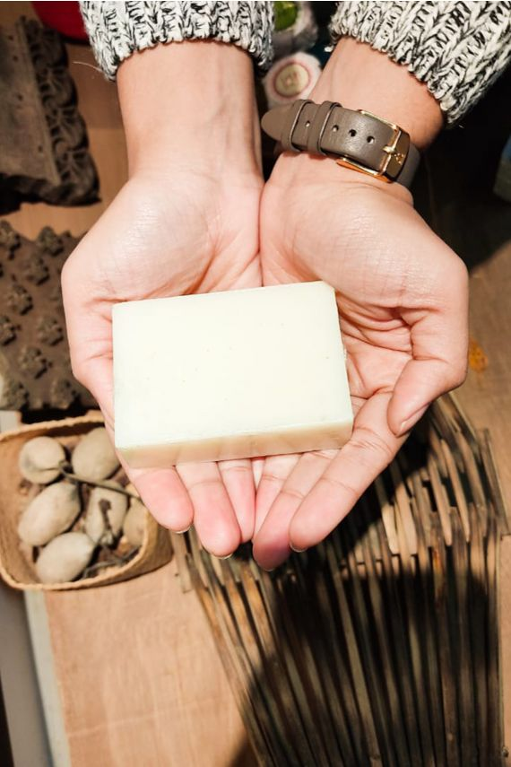 Goat Milk Soap small